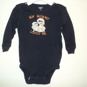 Halloween Infants 6 Mo One Piece My Mummy Loves Me
